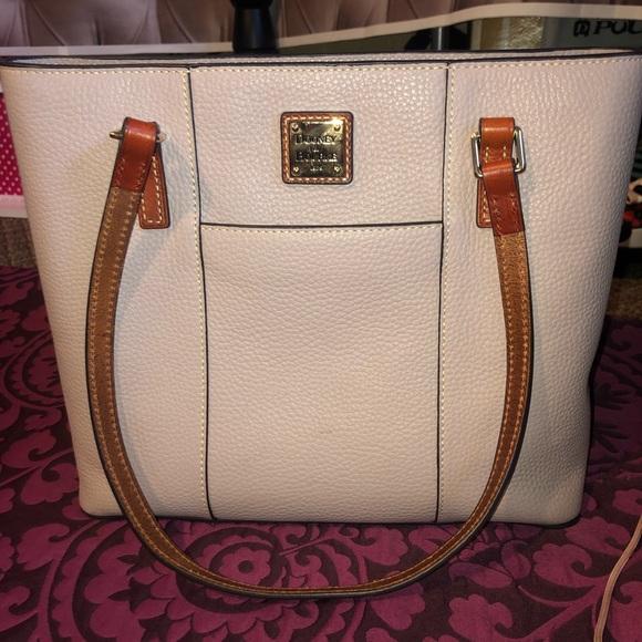 Dooney & Bourke Handbags - Dooney & Bourke Lexington Pebble Grain Shopper